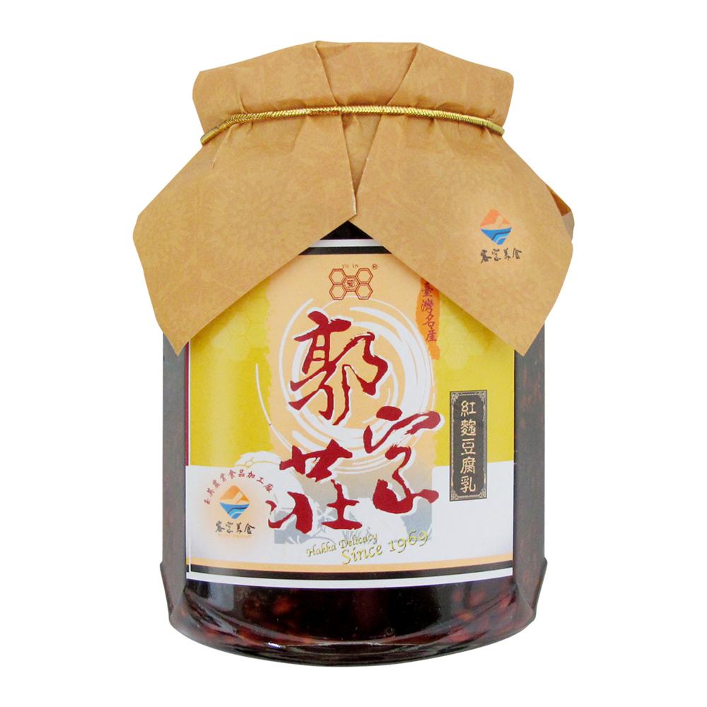 紅麴豆腐乳(450g/罐)_A013001