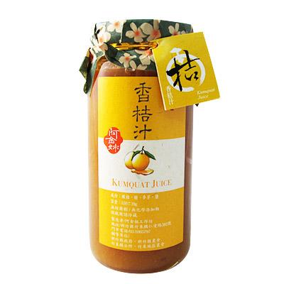 香桔汁(550g/1入)_A007008