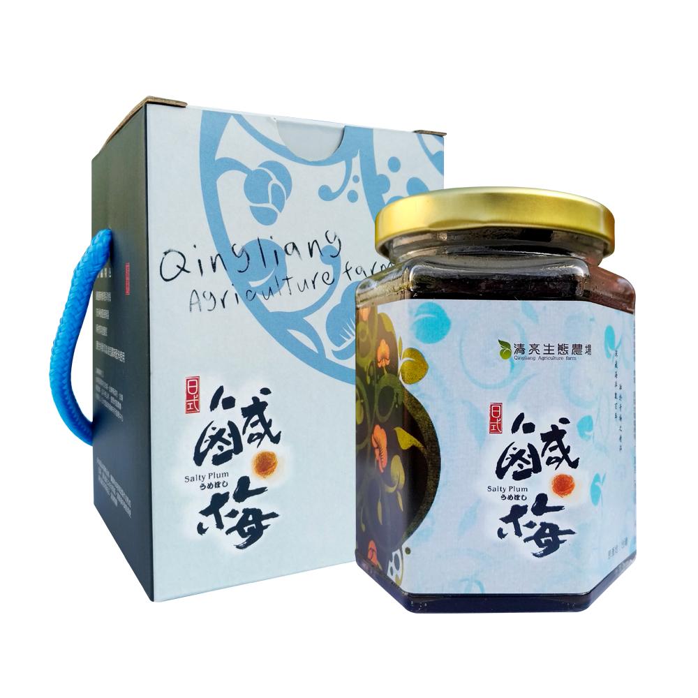 日式鹹梅(300g/罐)_A014005